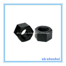 Hex Nut A194 2h 2-3/4-4 Black