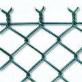 Acoplamiento de cadena esgrima/PVC cubierto juego de esgrima tierra del enlace de la cadena enlace de esgrima