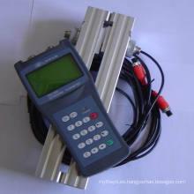 Medidor de flujo ultrasónico de mano (TDS-100H)