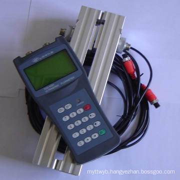 Handheld Ultrasonic Flow Meter (TDS-100H)