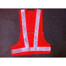 policeman mesh fabric reflective safety vest