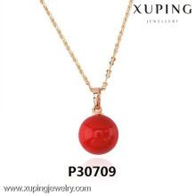 Pendente relativo à promoção por atacado da jóia de Xuping com boa qualidade