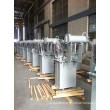Single-Phase Transformer; Three-Phase Pole-Mounted Distribution Transformer