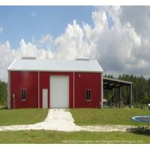 Gute Isolierung Prefab House für Unterkunft