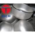Stainless Steel Pipe Caps for Petroleum and Chemicals