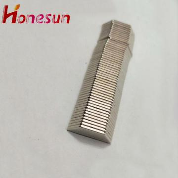 Wedge NdFeB Trapezoid Neodymium Magnet