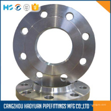 DIN2573 Carbon Steel Forged Slip On Flange