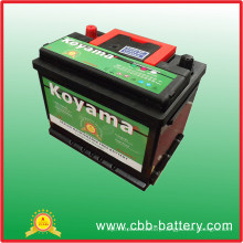 Guangzhou Factory Price 55ah 12V Auto Battery Car Battery