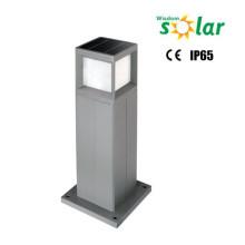 Jardín de CE Solar aluminio iluminación 2015 nuevos productos jardín