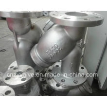 JIS Scs13 10k Y Typ Flanschfilter (GL41W-10K-DN80)