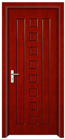 Simple Design Of Wood Door China Manufacturer