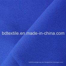 Royal Blue Mini Matt, 100% Polyester Minimatt Gewebe Solid gefärbtes Gewebe