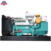 Chine machines nouveaux produits 120kw biogaz générateur