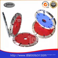 Od115mm Zwei oder drei Ebenen Diamant Tuck Point Blade