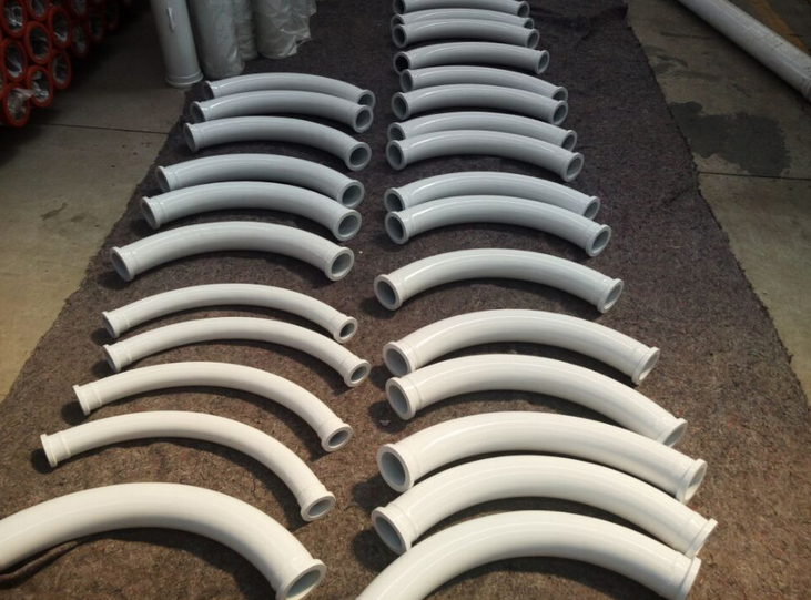 big radius bend pipe