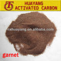 80 mesh garnet price for water jet cutting sand blasting media