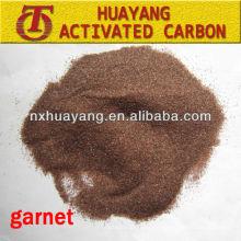 80 # Mesh Granatpulver für abrasive