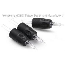 Mejor venta de 30 mm de silicona apretones de tatuaje desechables de goma