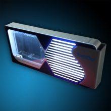 Cigarette light display box