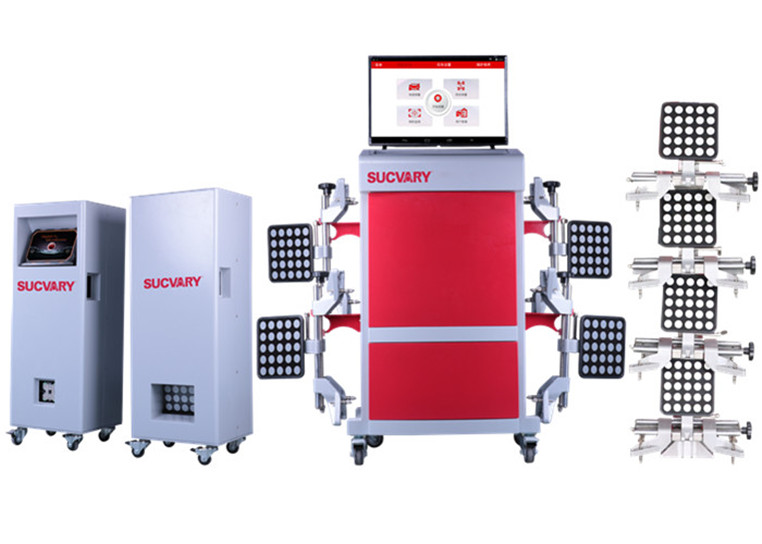 High Quality Heavy Duty Vehicle Wheel Alignment