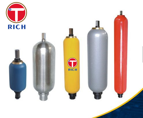 Gas Cylinder Steel Tube