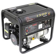 Generador de gasolina de tanque de combustible plástico 1kw (WK1300)