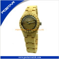 100% Nature Wooden Wrist Watch for Mens with Water Resist