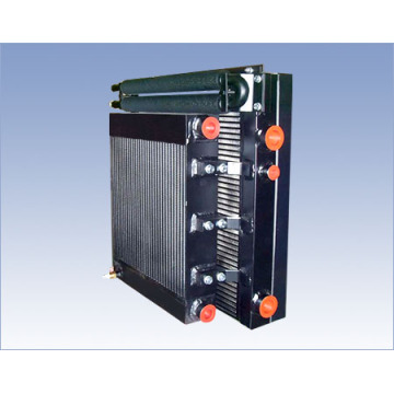 Combined Heat Exchanger for Construction Machinery