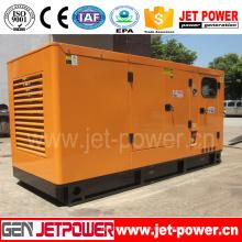 Generador diesel silencioso del motor de la sola fase de 50Hz 9kw / 11kVA 10kw / 12va Yangdong