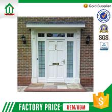 Preço luxuoso e acessível e novo design portas de plástico de PVC Preço luxuoso e acessível e novo design portas de plástico de PVC
