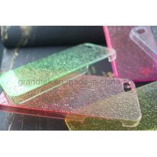 Chute de pluie Mobilie Phone Case pour iPhone5 avec étui rigide