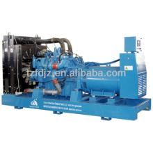 800KW generador de MTU motor CE aprobado