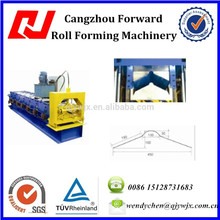 New Condition Metal Roof Ridge Cap Roll Forming Machine