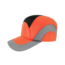 Custom Logo Impact Resistant Baseball Style Safety Helmet Bump Cap