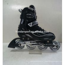 patins em linha ajustáveis rodas de skate inline profissionais em linha