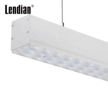 High lumen anti-glare surface mounted hanging suspended recessed 18w 36w 45w led linear lamp
