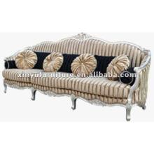 Sofá francés de muebles clásicos A10048