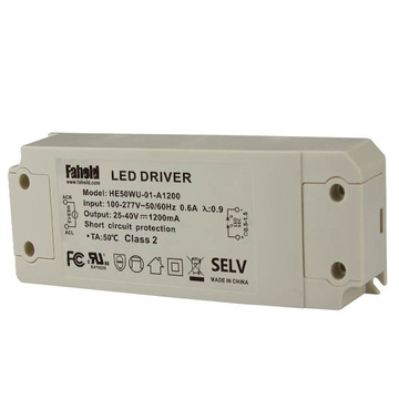 Driver isolato LED 50W 1.2A