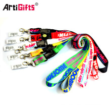 Artigifts Promotion cheap custom lanyards no minimum order