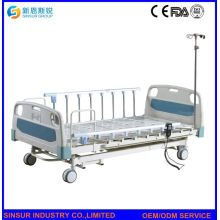 Hospital Furniture Electric Three Crank/Shake Medical Beds Price