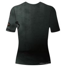 Protetor de prurido de camisa subliminar completa de ginásio ativo