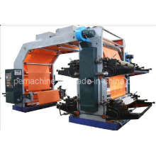 Non-Woven Fabrics Flexographic Printing Machine Model HYT Series (CE)