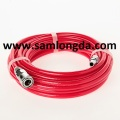 High Pressure PU Braid Reinforced Hose for Air