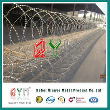 Fast Moving Fence / Razor Wire Sistema
