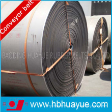 Volumen grande de la carga de la correa transportadora ignífuga de la base entera de PVC / Pvg