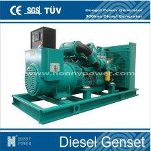 Generador diésel 300kVA-500kVA con motor Googol Pta780 Series