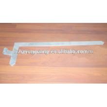 fabricante del corchete de acero galvanizado en caliente fabricante de la línea de transmisión de energía