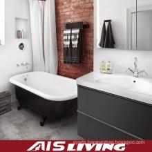 Hot Sale Melamine Bathroom Vanity Cabinets (AIS-B003)