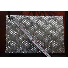 Placa a cuadros de aluminio