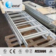Metal galvanizado CE de la escala del cable de la carga pesada del metal enumerado